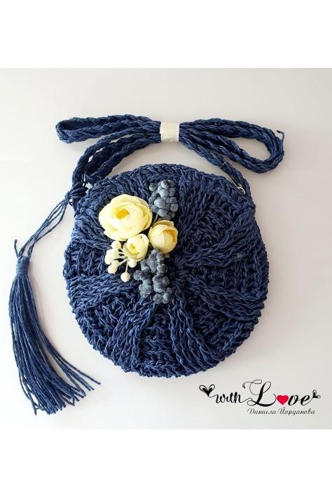 Чанта BLUE TEMPTATION